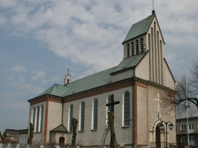 Kościół NMP Częstochowskiej / Przykuta - Przykuta / Wikipedia / CC BY-SA 3.0