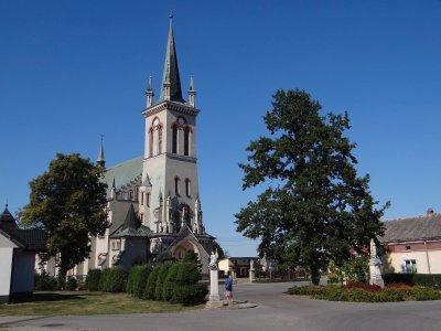 Kościół pw. Wniebowzięcia Najświętszej Marii Panny / Jerzy Opioła - Praca własna / Wikipedia / CC BY-SA 4.0