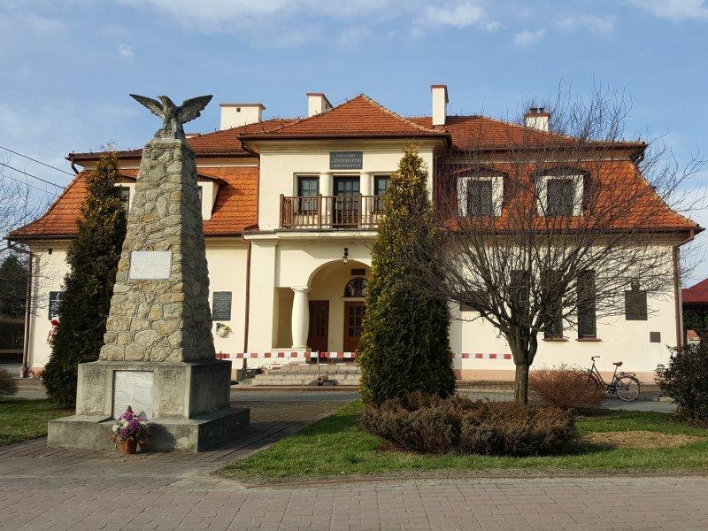 Dom Ludowy im. Wincentego Witosa / DentArt - Praca własna / Wikipedia / CC BY-SA 3.0