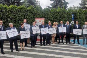 Ponad 1 mln 600 tys. zł dla Gminy Zakliczyn z Tarczy Antykryzysowej