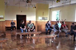 Zebranie Wiejskie w Mikołajowicach