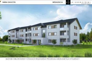 Teraz 30 mieszkań w Paleśnicy