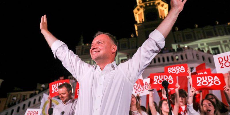 Zdecydowana wygrana Andrzeja Dudy w powiecie tarnowskim!