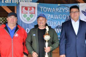 Wędkarze rywalizowali o Puchar Wójta Gminy Wierzchosławice [ZDJĘCIA]
