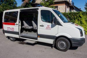 Strażacy OSP w Biadolinach Radłowski kupili busa