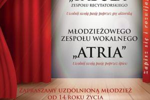 Ruszają zajęcia w Domu Kultury w Tuchowie