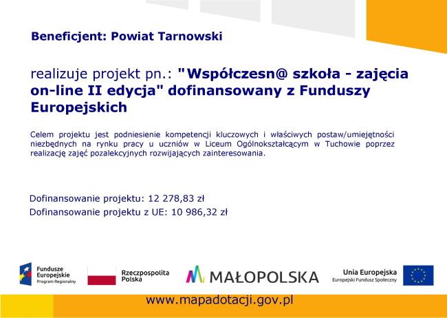 Plakat Wspołczesna II