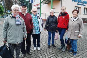 Seniorzy z gminy Tarnów pojechali na Sądecczyznę