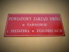 Informacja Powiatowego Zarządu Dróg w Tarnowie