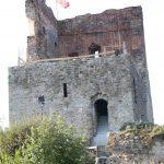 zamek w Melsztynie - wykonane prace konserwatorskie