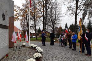 Gmina Tuchów uczciła Narodowe Święto Niepodległości