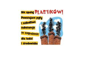 Plastik nie do pieca, piec nie do plastików!
