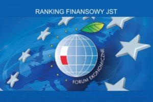 Wysoka lokata Gminy Wojnicz w rankingu finansowym samorządów w Polsce