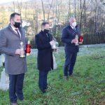 wizyta konsula generalnego Węgier w Zakliczynie