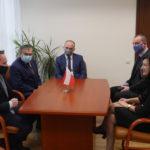 Wydarzenia: Konsul Generalny Węgier w Ciężkowicach