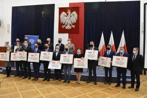 Rządowy Fundusz Inwestycji Lokalnych w subregionie tarnowskim