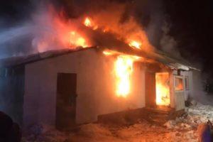 Tragiczny pożar w Żurowej, rodzina straciła dach nad głową!