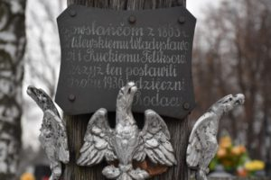 """Pod """"Krzyżem Powstańczym"""""""