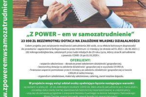 Dotacja na rozpoczęcie działalności gospodarczej w wysokości do 23 050 zł