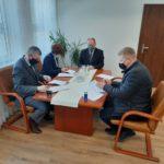Podpisanie umowy na system monitoringowy w Parku Zdrojowym