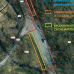 Projekt budowy zatoczki autobusowej w Szynwałdzie