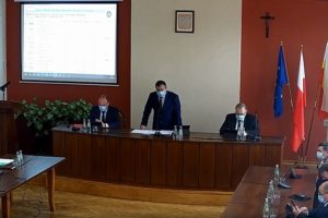 Wydarzenia: XXVI Sesja Rady Miejskiej w Ciężkowicach