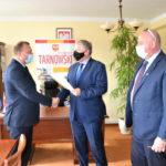 Powiat Tarnowski wspiera kolejne inwestycje drogowe