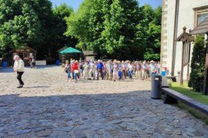 Seniorzy z gminy Tarnów odpoczywali w województwie świętokrzyskim