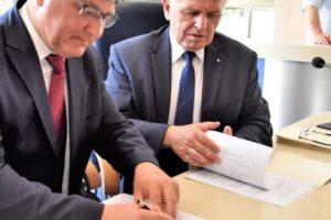 Umowa na dofinansowanie remontu szkoły w Rudce podpisana