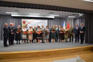11 par świętowało jubileusze małżeńskie