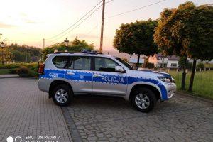 Nowy samochód tarnowskiej policji
