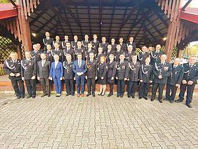 XII Zjazd Oddziału Gminnego Związku OSP Rzeczpospolitej Polskiej w Pleśnej