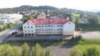 Termomodernizacja budynku szkoły w Ciężkowicach