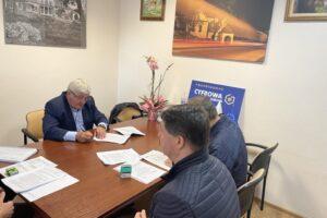 Podpisano umowę na Budowę sieci wodociągowej wraz z hydrofornią w m. Sukmanie oraz części miejscowości: Milówka, Olszyny, Wielka Wieś, w gminie Wojnicz