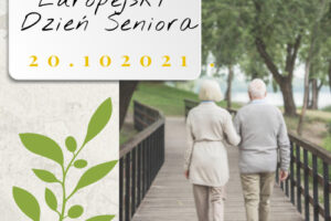 ŻYCZENIA Z OKAZJI EUROPEJSKIEGO DNIA SENIORA